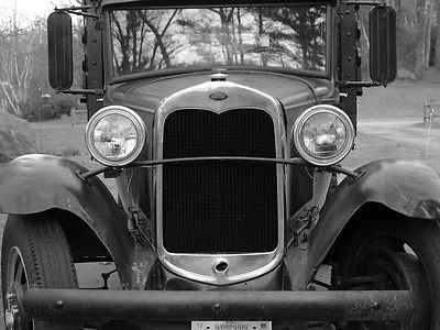 Ford : Model A Ford Model A Truck