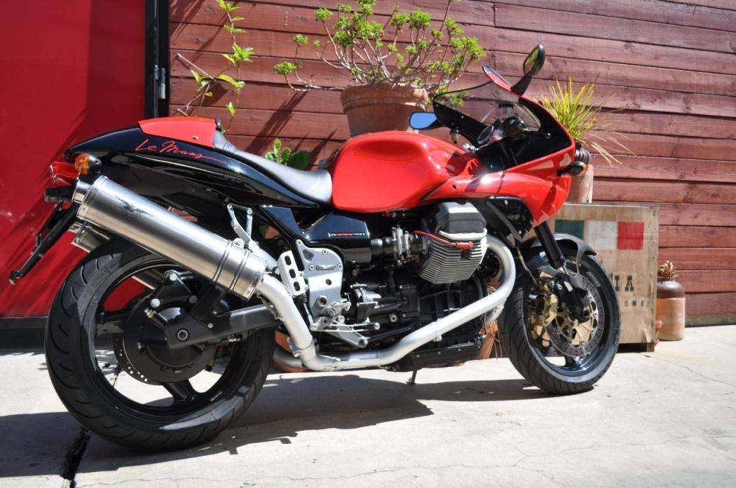 moto guzzi v11 le mans motorcycles for sale. Black Bedroom Furniture Sets. Home Design Ideas