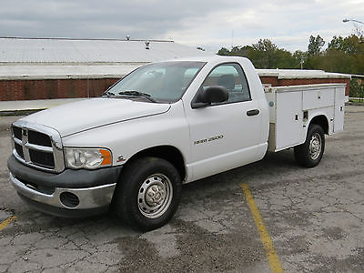 2004 dodge ram pickup 2500 st cars for sale. Black Bedroom Furniture Sets. Home Design Ideas