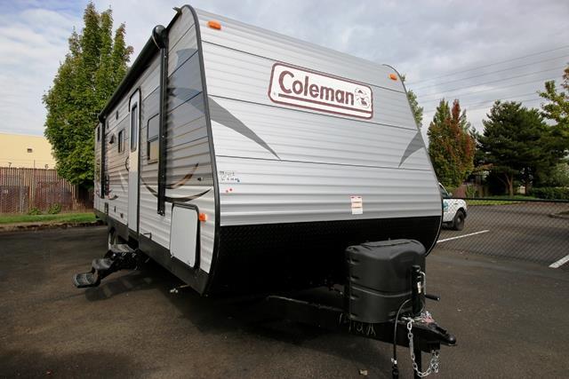 2010 Coleman Destiny Sedona