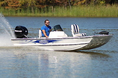 DURACRAFT 1650 CRAPPIE  40HP  *HD PICS*  ONLY 11 HOURS