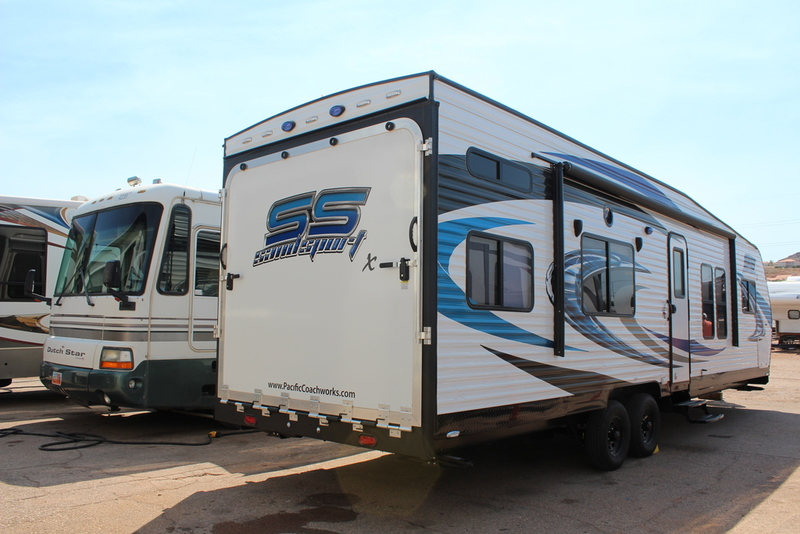 2016 Pacific Coachworks Sandsport Metal X 27FBX