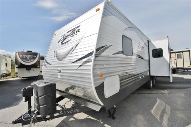 2007 Crossroads Rv Sunset Trail 26RK