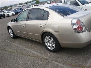 Nissan : Altima L 2005 nissan altima s sedan 4 door 2.5 l