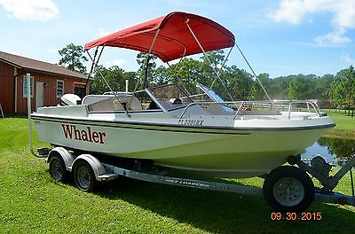 1986 186 GTX Boston Whaler