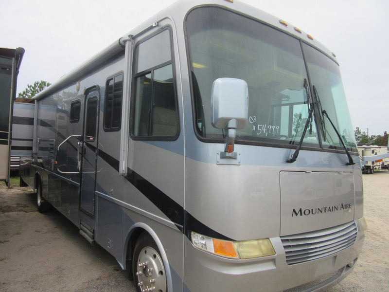 2003 Newmar Mountain Aire Newmar 3778