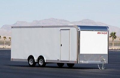 Atc 24 Enclosed Aluminum Race Car Trailer Rvs For Sale