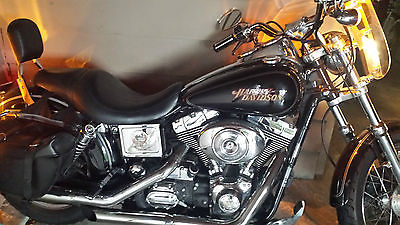 Harley-Davidson : Dyna Great condition 2005 HD Dyna Low Rider - 44k miles