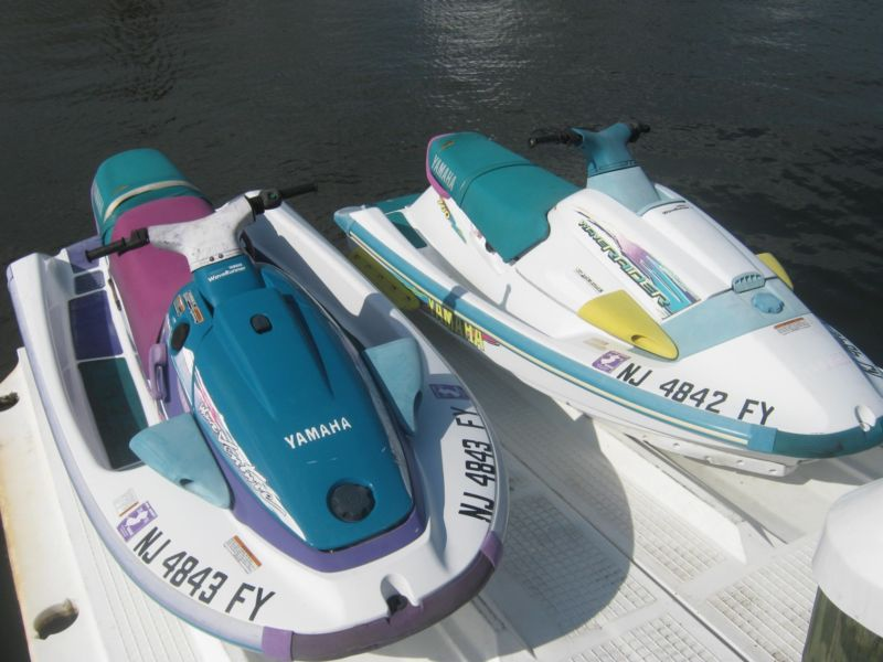 yamaha wave runners