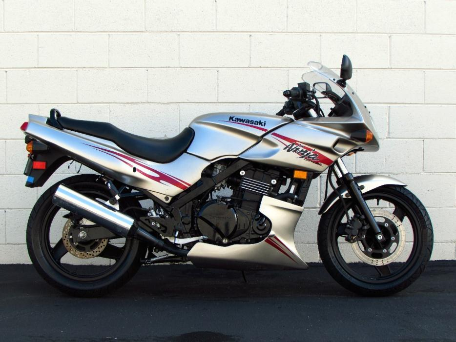 2007 Ninja 500r Kawasaki