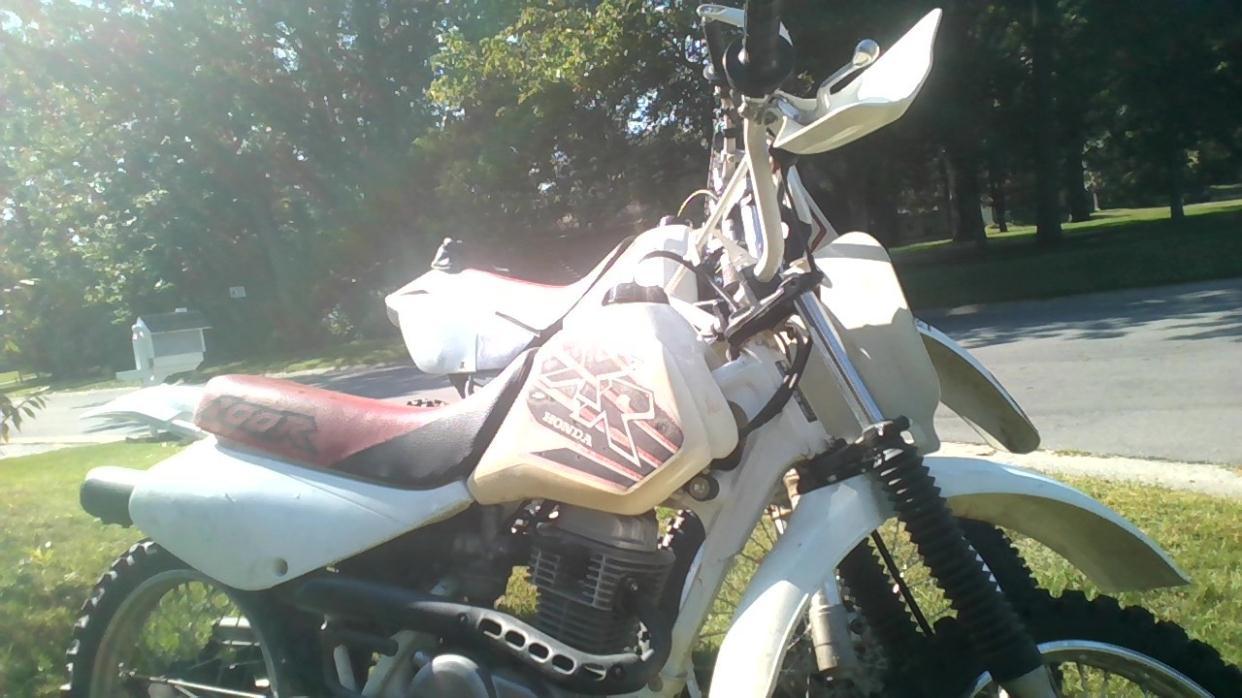 2015 Yamaha TT-R 50E