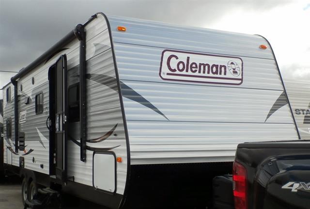 2014 Coleman 15 BH