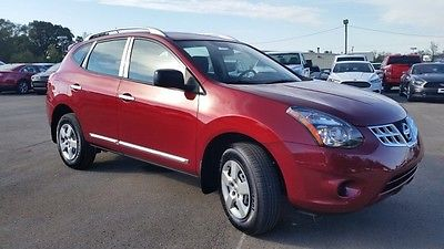 Nissan : Rogue S 2014 nissan s