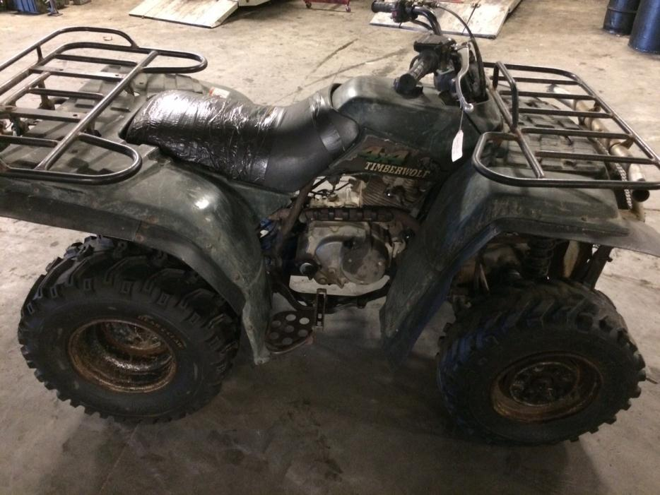 Yamaha timberwolf 4x4 motorcycles for sale for Yamaha collinsville il