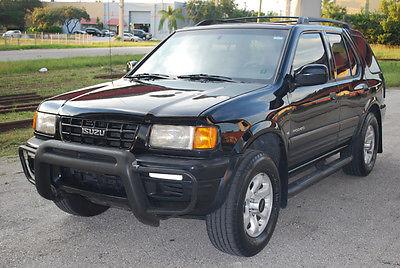 Isuzu : Rodeo LS 4WD 1999 isuzu rodeo ls sport utility 4 door 3.2 l
