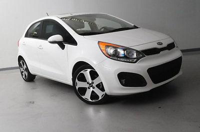 Kia : Rio 5dr Hatchback Automatic SX 5 dr hatchback automatic sx low miles 4 dr sedan automatic gasoline 1.6 l 4 cyl