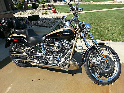 Harley-Davidson : Softail 2003 harley cvo softail deuce limited production