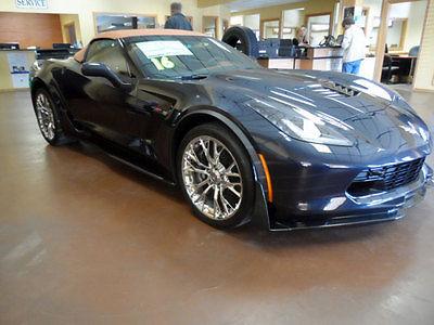 Chevrolet : Corvette Z06 Convertible Auto 2016 chevrolet corvette z 06 convertible auto