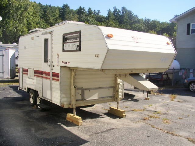 Fleetwood Prowler 23 Rvs For Sale