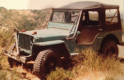 Willys : WILLYS MILITARY JEEP MB 1944 ford willys jeep