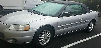 Chrysler : Sebring LX 2001 chrysler sebring lx convertible 2 door 2.7 l