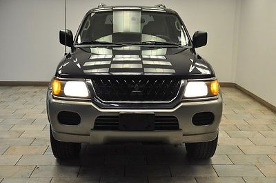 Mitsubishi : Montero XLS 2002 mitsubishi xls