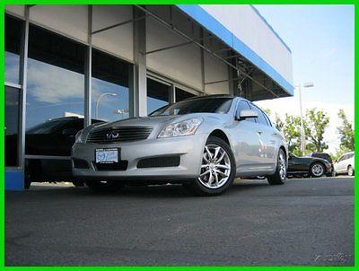 Infiniti : G35 2008 used 3.5 l v 6 24 v automatic all wheel drive sedan moonroof premium