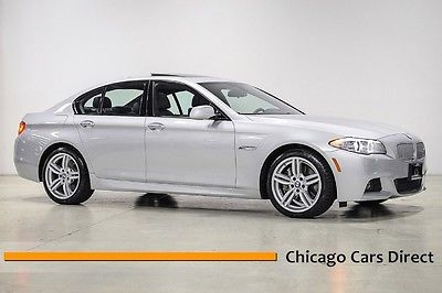 BMW : 5-Series 550i xDrive M-Sport 550 i xdrive m sport executive cold package one owner gps