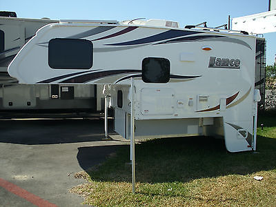 Brand New Lance Truck Camper Model 855S For Short Bed 3/4 Ton
