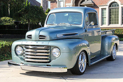 Ford : Other Pickups Pickup Nut & Bolt Resto, Ford 460ci V8, C6 Auto, Full Corvette Suspension, 4-Wheel Disc