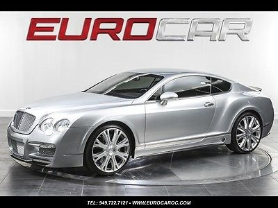 Bentley : Continental GT ASI EDITION BENTLEY CONTINENT GT, ASI EDITION, ONE OF A KIND, SERVICED