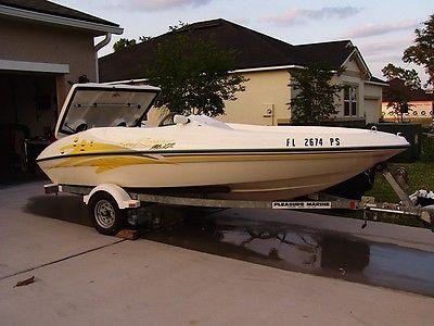 Mercury 175 Jet Boat Boats for sale