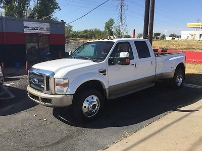 Ford : Other Pickups King Ranch 2008 ford king ranch