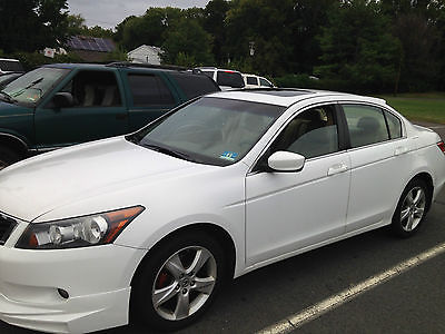 Honda : Accord EX-L 2008 honda accord ex l loaded