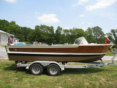 1967 Chris Craft Super Sport with 427 cubic inch Chris Craft V8