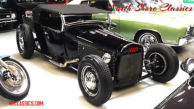 Ford : Other Pickups Roadster BOYD Custom Hotrod 1929 ford roadster wow new low blowout custom pick up top shelf 6 figure b