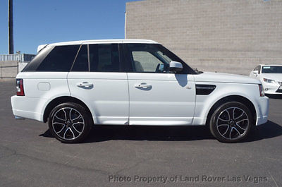 Land Rover : Range Rover Sport 4WD 4dr HSE GT Limited Edition 2013 range rover sport gt limited edition