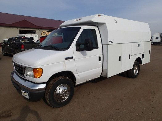 Ford E350 Stahl Utility Cutaway Cars For Sale In Rice