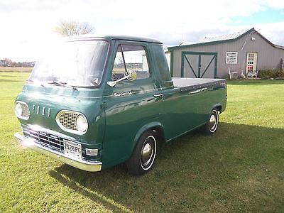 Ford : Other Pickups E100 Vintage 1961 Ford Econoline Pickup E 100