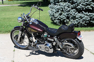 Harley-Davidson : Other 1979 harley davidson fxs custom