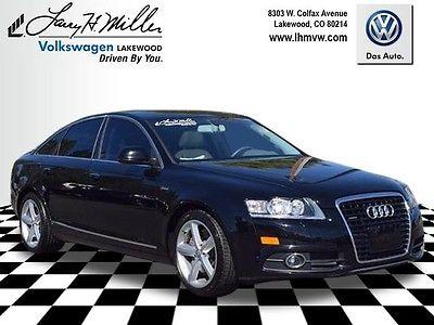 Audi : A6 3.0T Premium 2011 audi 3.0 t premium