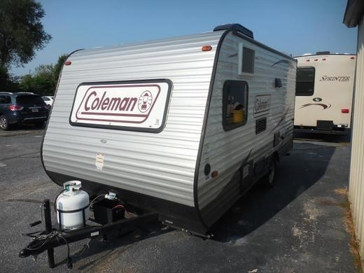 2015 Coleman EXPEDITION CTS15BH