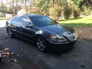 Acura : RL Base Sedan 4-Door 2005 acura rl