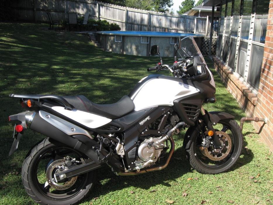 2013 Suzuki Sv650