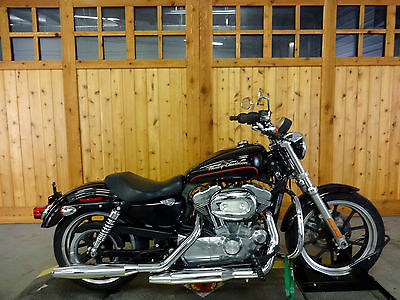 Harley-Davidson : Sportster 2011 harley davidson sportster only 1 525 miles take a look