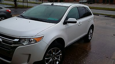 Ford : Edge Limited Sport Utility 4-Door 2013 ford edge limited sport utility 4 door 3.5 l