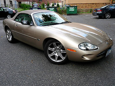 Jaguar : XK8 Base Convertible 2 Door 2000 Jaguar Xk 8 Convertible 2 Dr 4.0