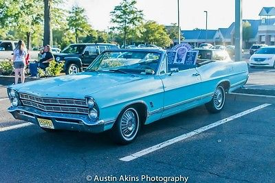 Ford : Galaxie 500 1967 ford galaxie 500