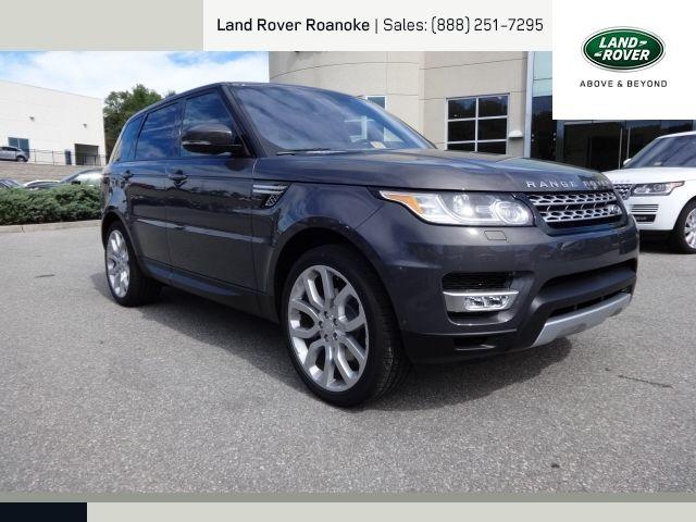 Land Rover : Range Rover Sport HSE Td6 2016 diesel range rover sport td 6 waitomo grey gorgeous truck call us
