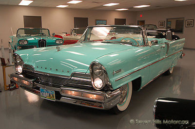 Lincoln : Other Convertible BEAUTIFUL CONDITION, Taos Turquois, STUNNING PAINT, Clean Interior, Nice Driver